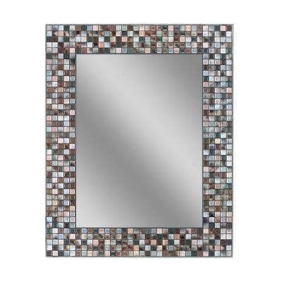 Frameless – Bathroom Mirrors – Bath – The Home Depot Throughout Square Frameless Mirrors (#13 of 30)