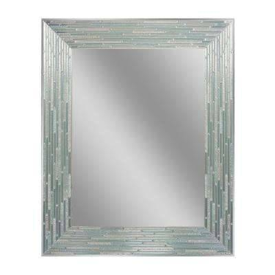 Frameless – Bathroom Mirrors – Bath – The Home Depot With Regard To Square Frameless Mirrors (#14 of 30)