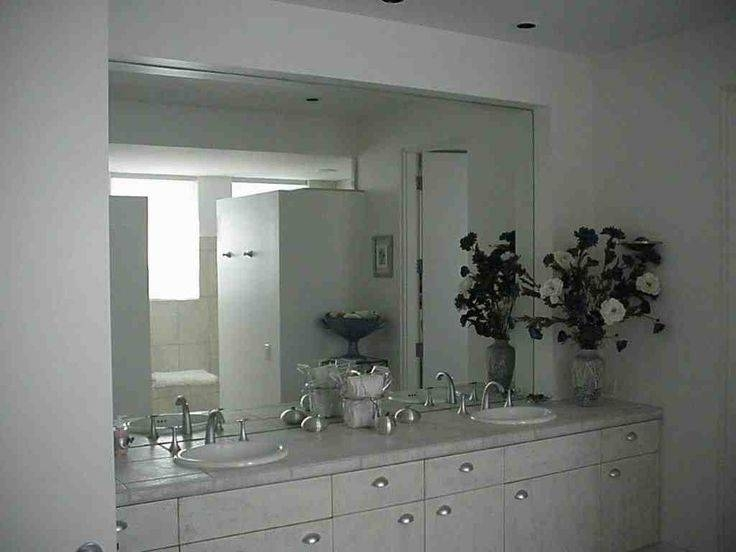 Popular Photo of Large No Frame Mirrors