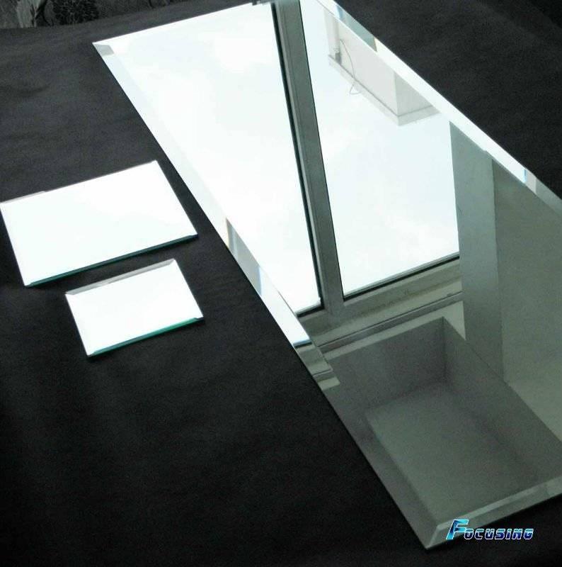 Frameless Beveled Edge Glass Mirror – Buy Beveled Mirror,beveled In Bevelled Mirrors Glass (#13 of 20)