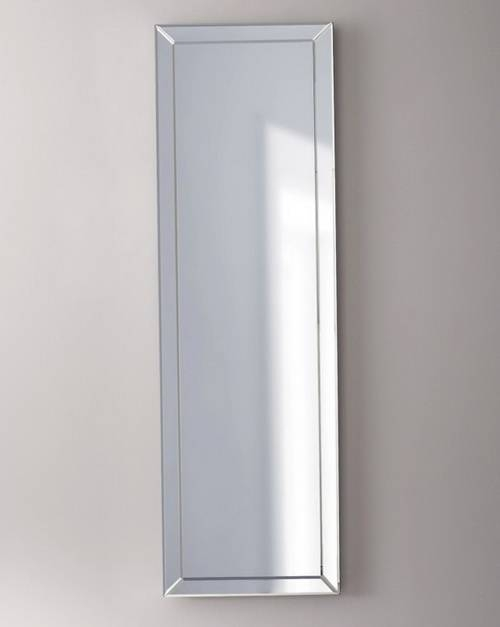 Frameless Full Length Wall Mirror – Decoration And Useful Inside Full Length Frameless Mirrors (#8 of 20)