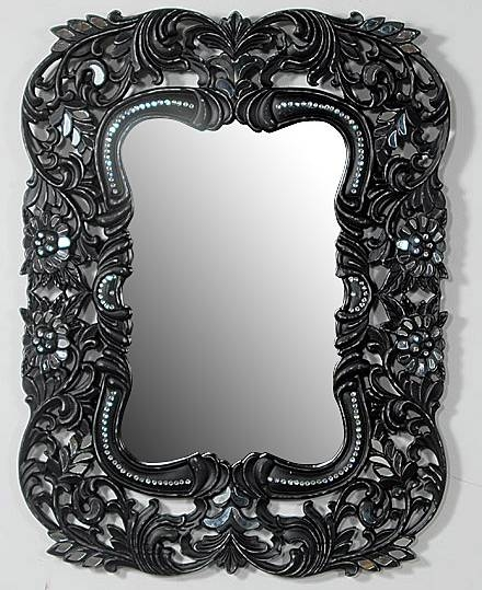 Frames, Mirrors & Unique Furniture – Medium Mirrors & Frames Throughout Boutique Mirrors (View 11 of 30)