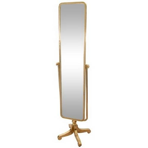 Free Standing Full Length Mirror | Inovodecor Intended For Vintage Standing Mirrors (View 19 of 30)