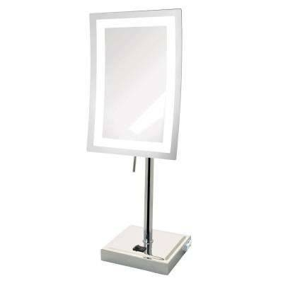 Free Standing Mirrors – Bathroom Mirrors – The Home Depot Within Free Standing Table Mirrors (#19 of 30)