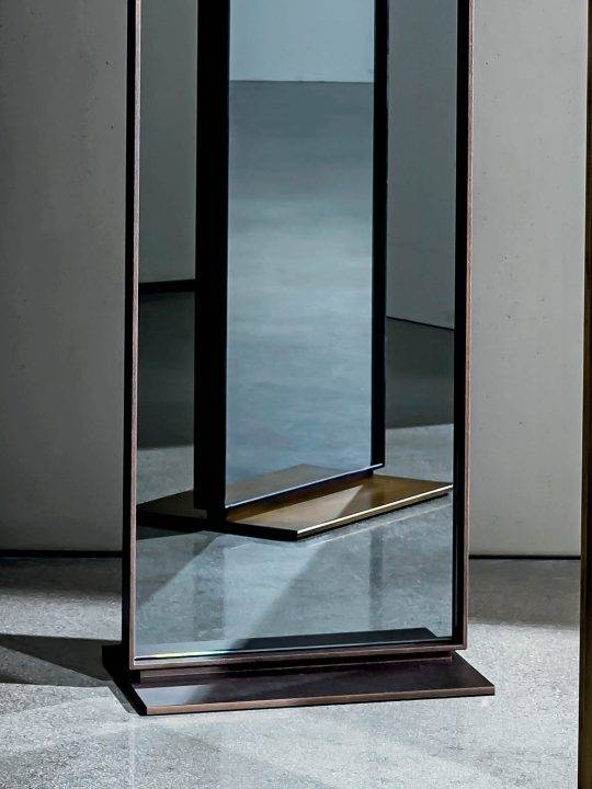 Free Standing Mirrors – Buy Online | Glassdomain | Made To Order With Regard To Standing Dressing Mirrors (#23 of 30)