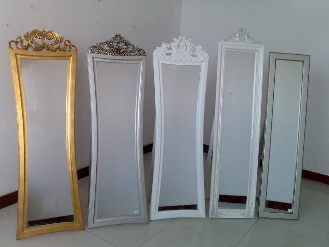 Free Standing Mirror,wood Cheval Mirror,wood Dressing Mirror Regarding Standing Dressing Mirrors (#24 of 30)