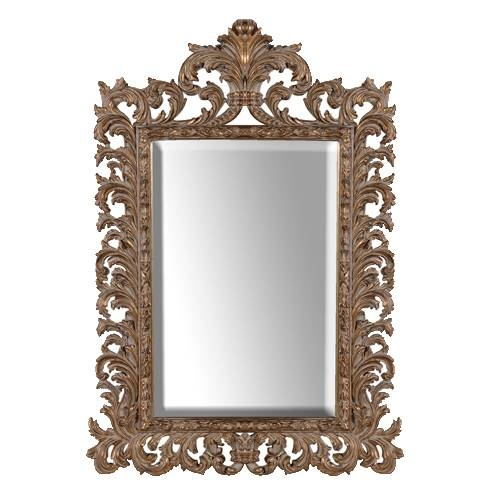 French Mirrors: A Class Apart – In Decors Throughout French Mirrors (#14 of 20)