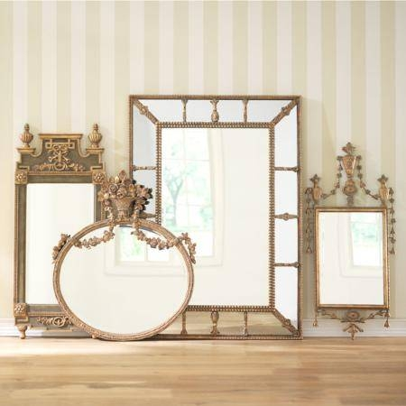 French Mirrors – Picture Of The Courthouse Interiors, Wiveliscombe Intended For French Mirrors (#12 of 20)
