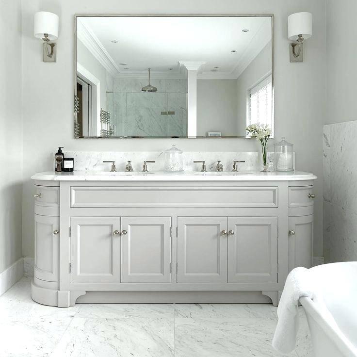 French Style Bathroom Vanity Units – Justbeingmyself For French Style Bathroom Mirrors (#26 of 30)