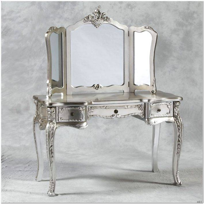 French Style Dressing Table Mirror Design Ideas – Interior Design With French Style Dressing Table Mirrors (#13 of 20)