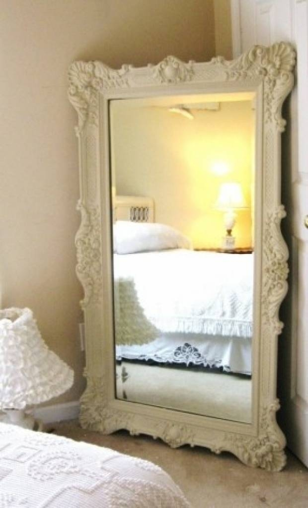 Full Length Decorative Wall Mirrors Mirrors Grand Silver Full In Full Length Decorative Mirrors (#8 of 20)