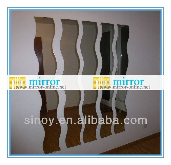 Full Length Decorative Wall Mirrors – Thejots For Full Length Frameless Mirrors (#12 of 20)