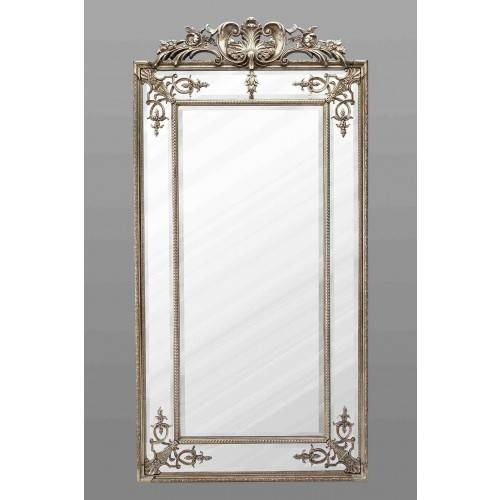 Full Length Mirror – Silver Pertaining To Full Length Silver Mirrors (#7 of 20)