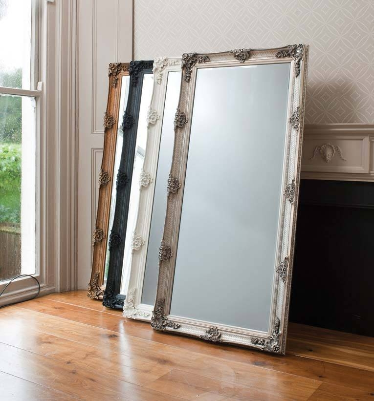 Full Length Mirrors | Exclusive Mirrors For Extra Large Full Length Mirrors (View 8 of 30)