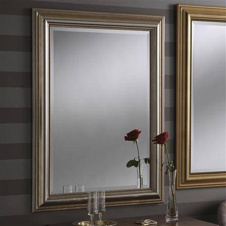 Full Length Mirrors | Exclusive Mirrors With Regard To Champagne Silver Mirrors (#6 of 15)