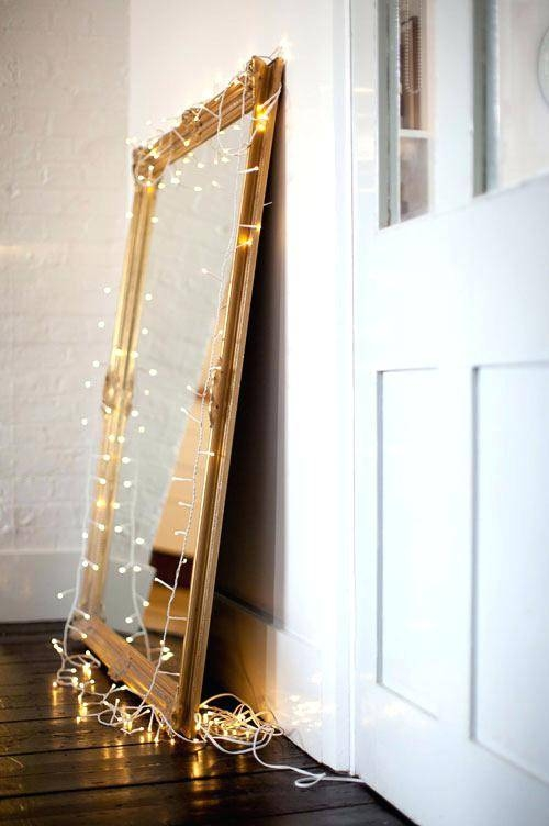 Full Length Standing Mirror For Girls Wall Big Living Room Large With Regard To Vintage Large Mirrors (#21 of 30)