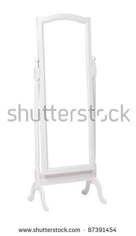Full Length Stock Photos, Royalty Free Images & Vectors – Shutterstock Pertaining To Free Standing Dress Mirrors (#17 of 20)
