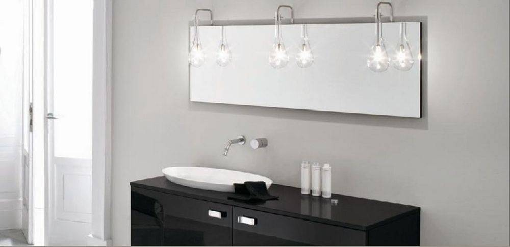 Funky Bathroom Mirrors With Lights | Home Design Ideas Within Funky Bathroom Mirrors (#27 of 30)