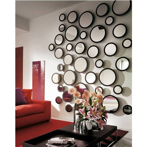 Funky Furniture Friday: Dazzling Mirrors | Six Different Ways With Regard To Funky Mirrors (#17 of 30)
