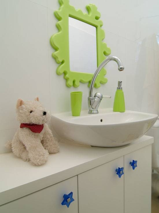 Funky Mirror | Houzz With Funky Bathroom Mirrors (#28 of 30)