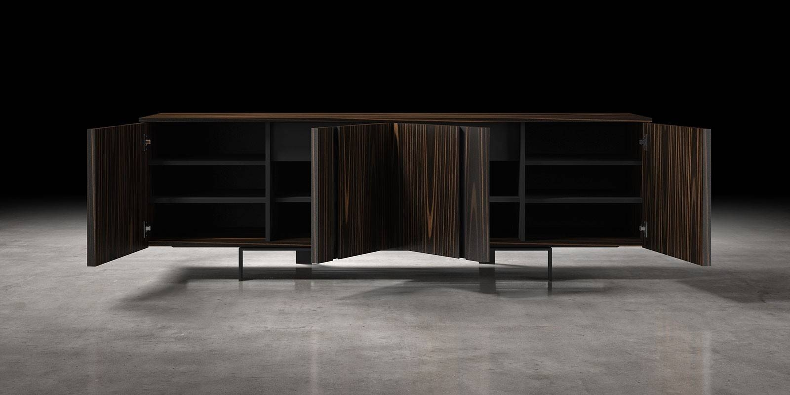 Furniture: 12 Inch Deep Sideboard With Modern Sideboard Also Throughout 12 Inch Deep Sideboard (#10 of 20)
