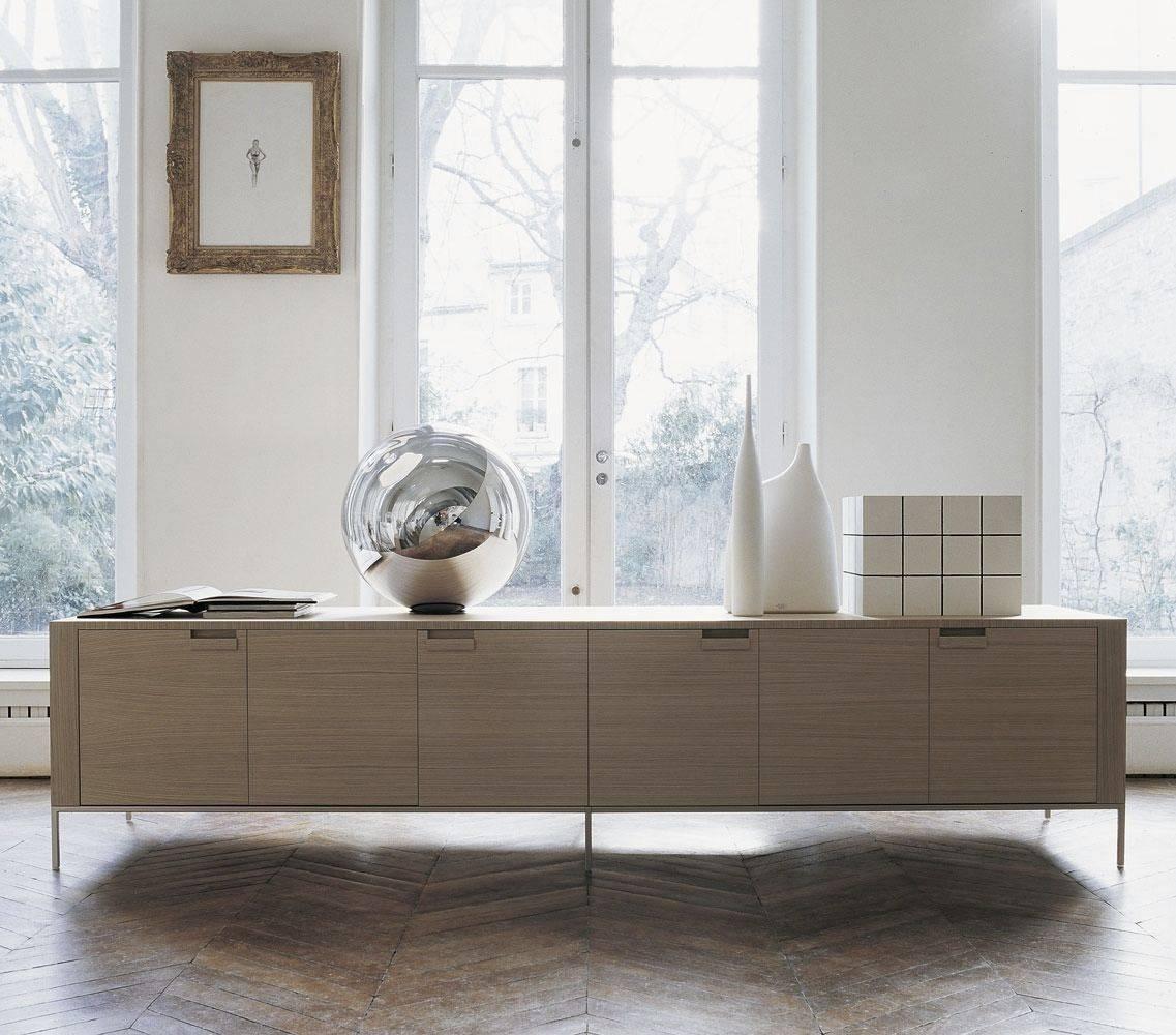 Furniture: Beautiful Profile Modern Sideboard For Living Room For Sideboard For Living Room (#7 of 20)