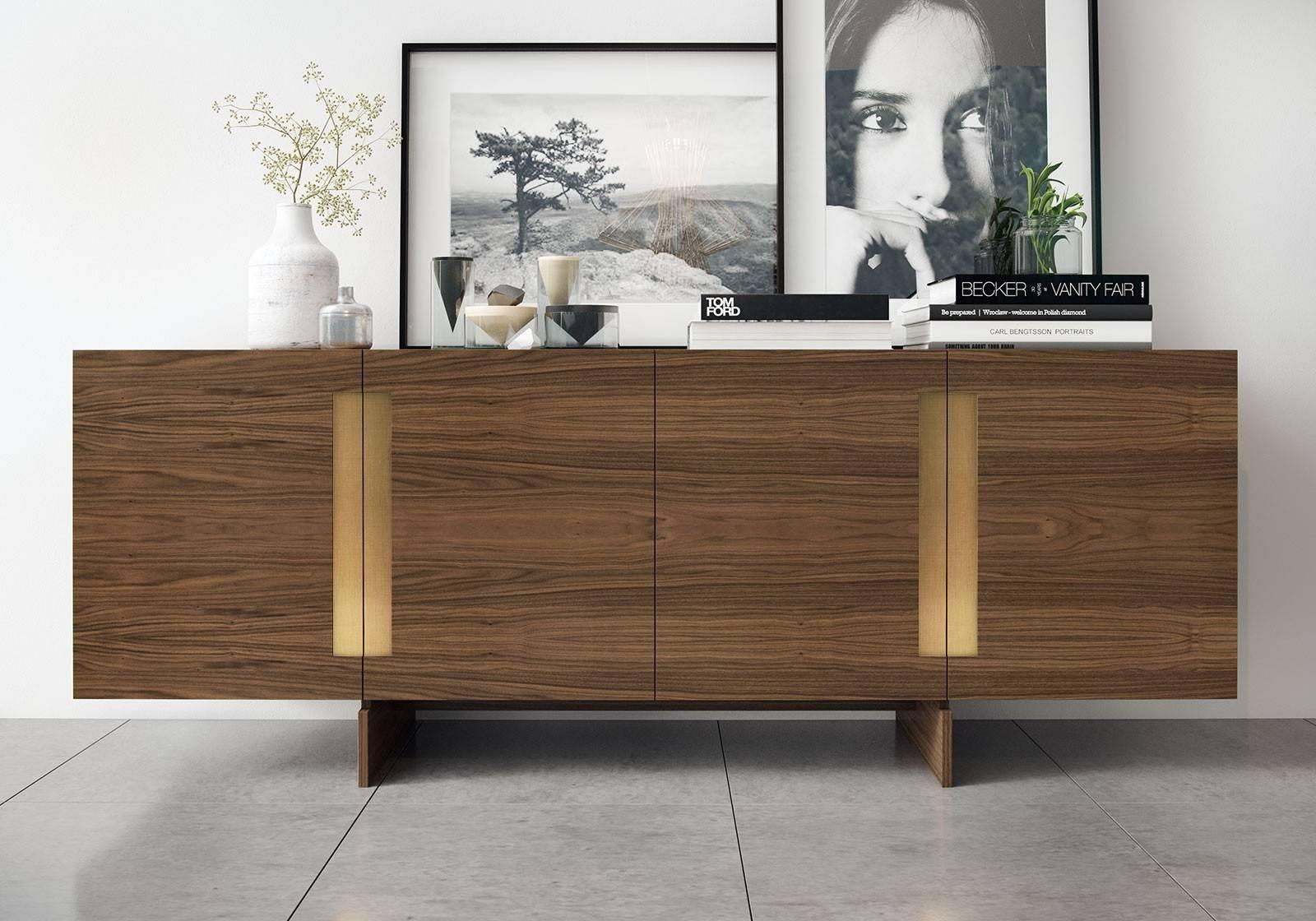 Furniture: Beautiful Profile Modern Sideboard For Living Room Pertaining To Sideboard For Living Room (#8 of 20)
