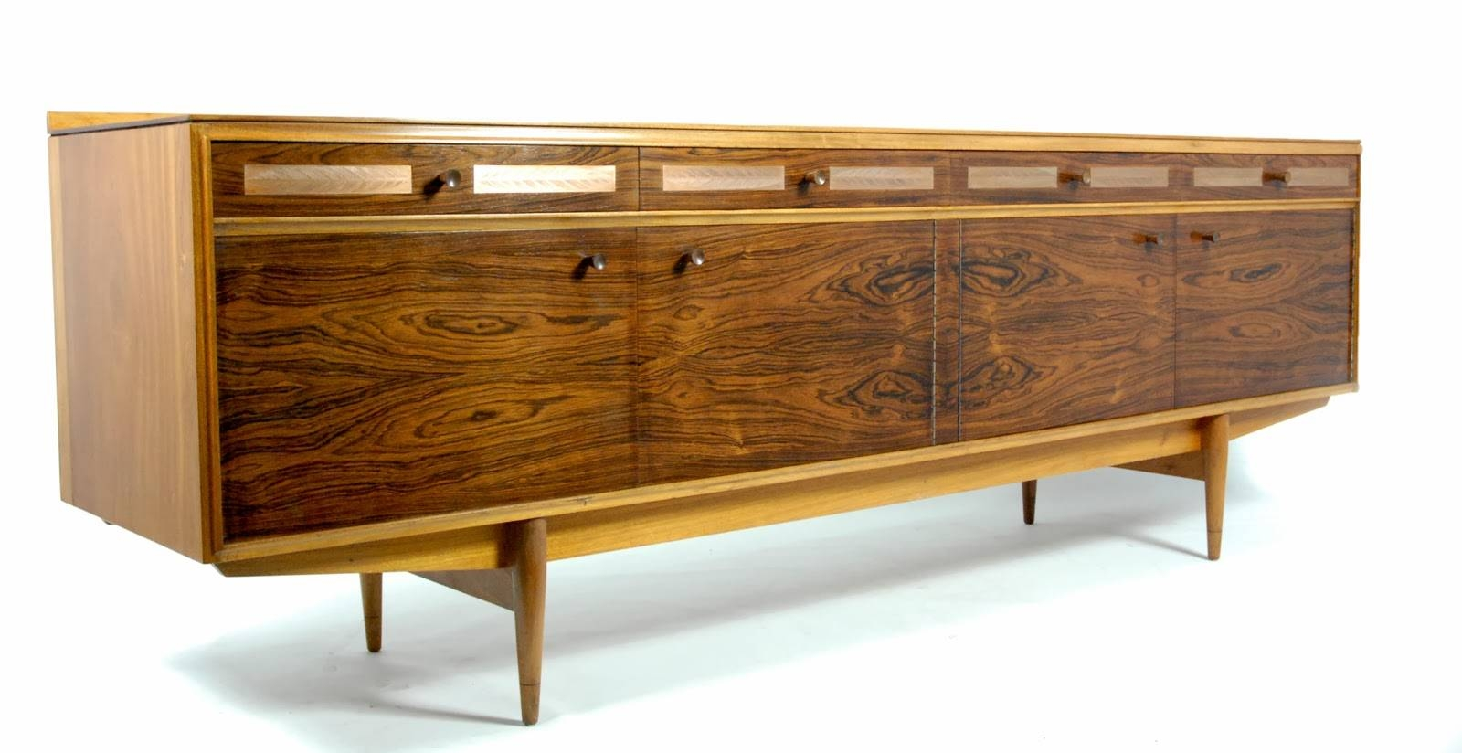 Furniture: Incredible Image Of Solid Wood Sideboard And Round Within Real Wood Sideboard (#7 of 20)