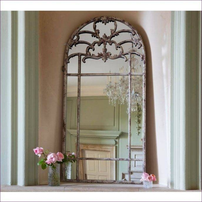 Furniture : Large Round Wall Mirror Big Stand Up Mirror Frameless Intended For Large Long Mirrors (View 18 of 30)