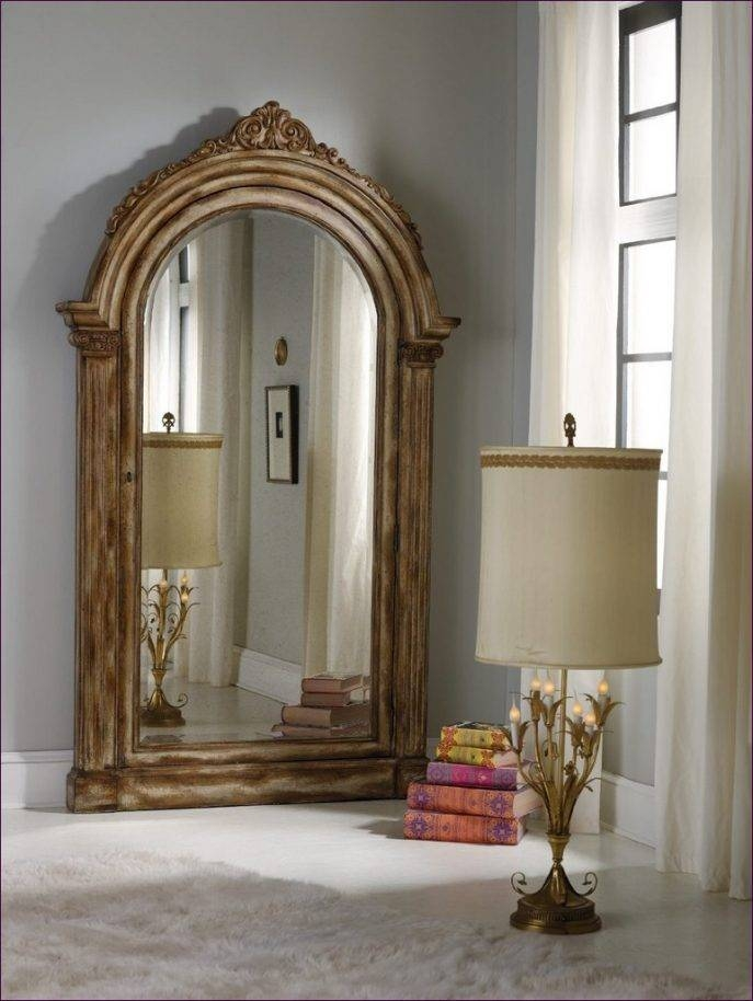 Furniture : Long Thin Wall Mirror Big Long Wall Mirrors Ceiling To With Regard To Long Thin Mirrors (#12 of 30)