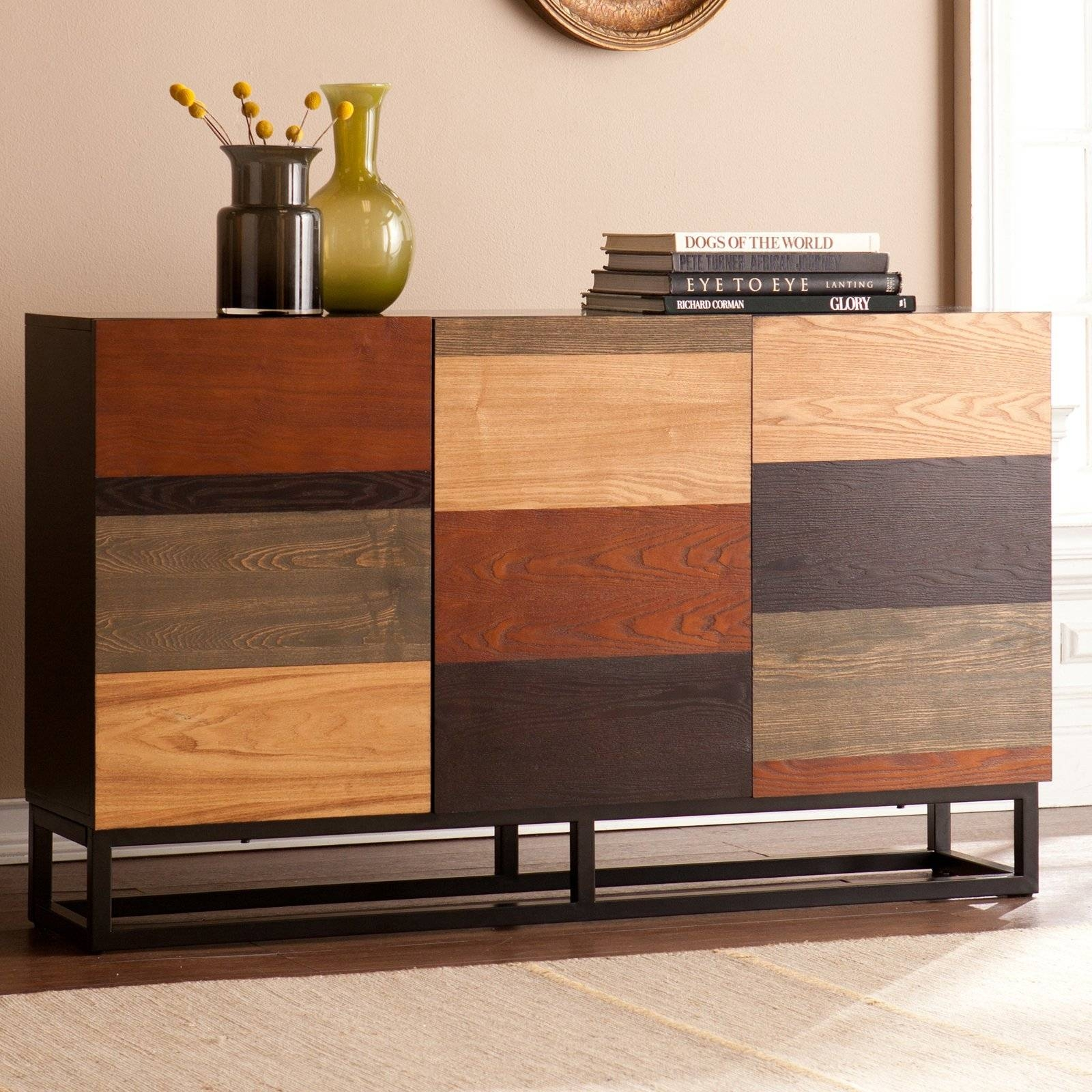 Furniture Of America Mason Buffet | Hayneedle With Sideboards For Sale (#7 of 20)