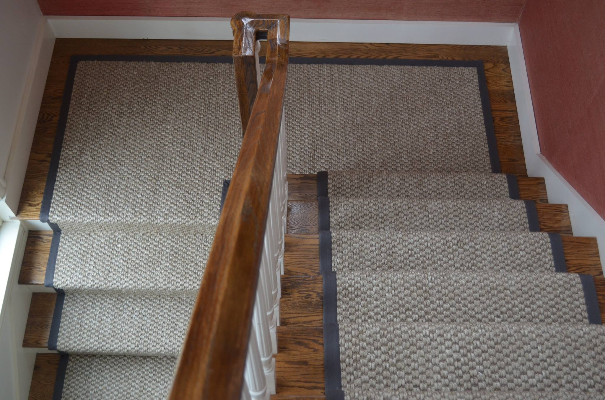 Furniture Rug Grey Sisal Rug Sisal Rug Herringbone Sisal Rug For Natural Stair Tread Rugs (View 9 of 20)