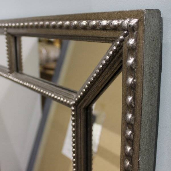 Popular Photo of Large Pewter Mirrors