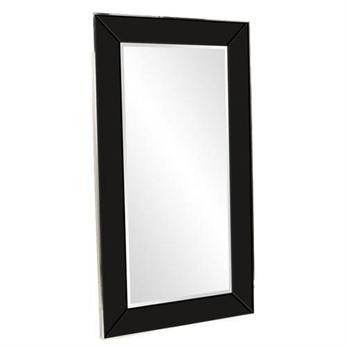 Galway Floor Mirror Black From Plantation Throughout Black Mirrors (#24 of 30)