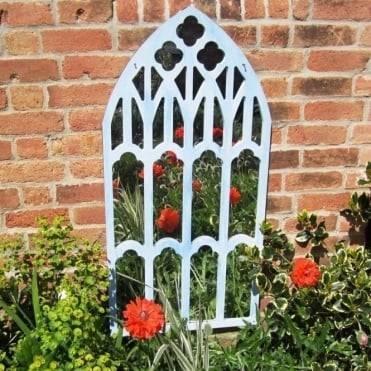 Garden Mirrors | Garden Street In Gothic Garden Mirrors (#18 of 30)