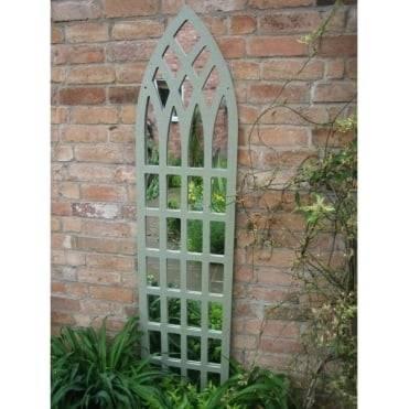Garden Mirrors | Garden Street With Gothic Garden Mirrors (#19 of 30)