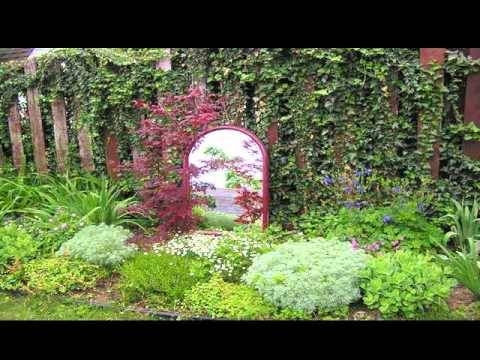 Garden Mirrors | Gardening & Landscaping Ideas With Pics – Youtube Pertaining To Gothic Garden Mirrors (#20 of 30)