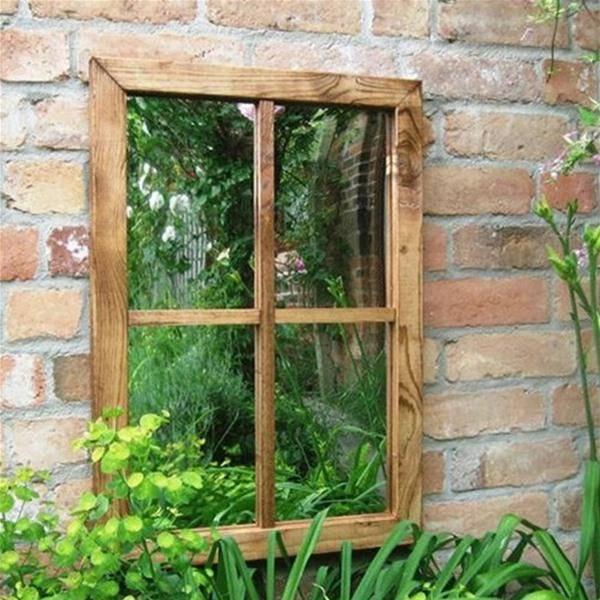 Garden Mirrors On Offer   Internet Gardener Throughout Garden Mirrors (View 9 of 30)