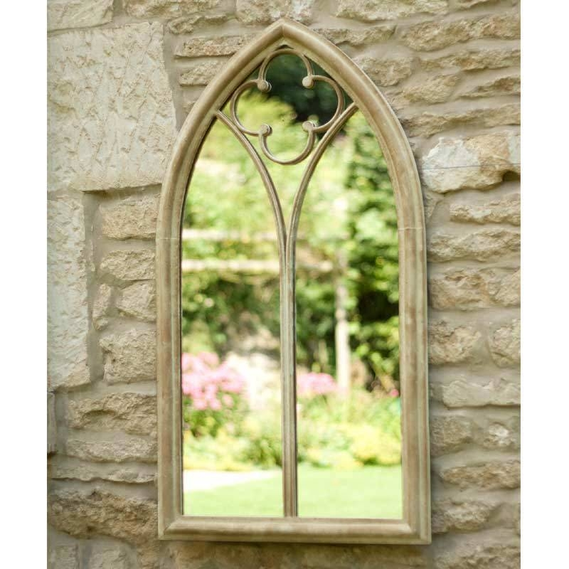 Garden Mirrors Sale | Fast Delivery | Greenfingers Throughout Garden Mirrors (#21 of 30)