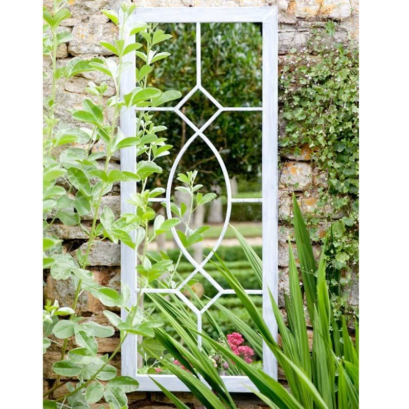 Garden Mirrors Sale | Fast Delivery | Greenfingers Throughout Gothic Garden Mirrors (#17 of 30)