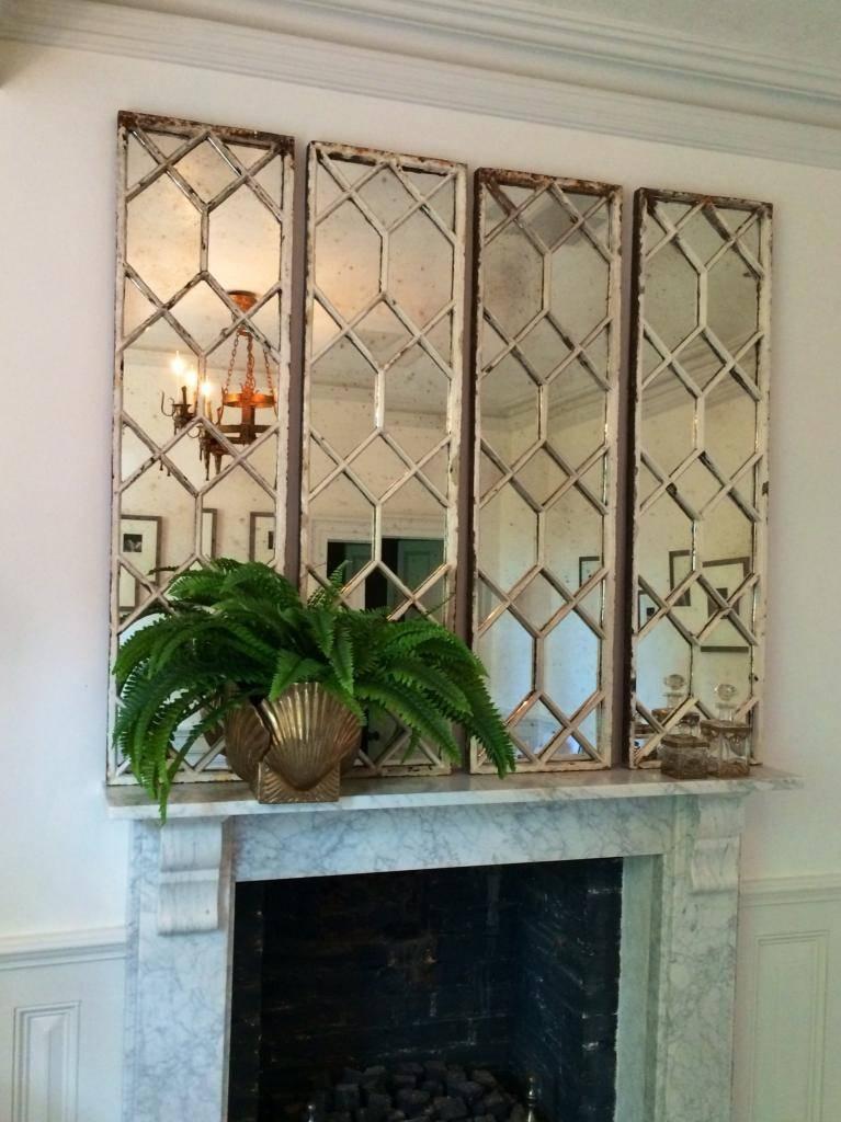 Garden Window Mirror (#15 of 30)