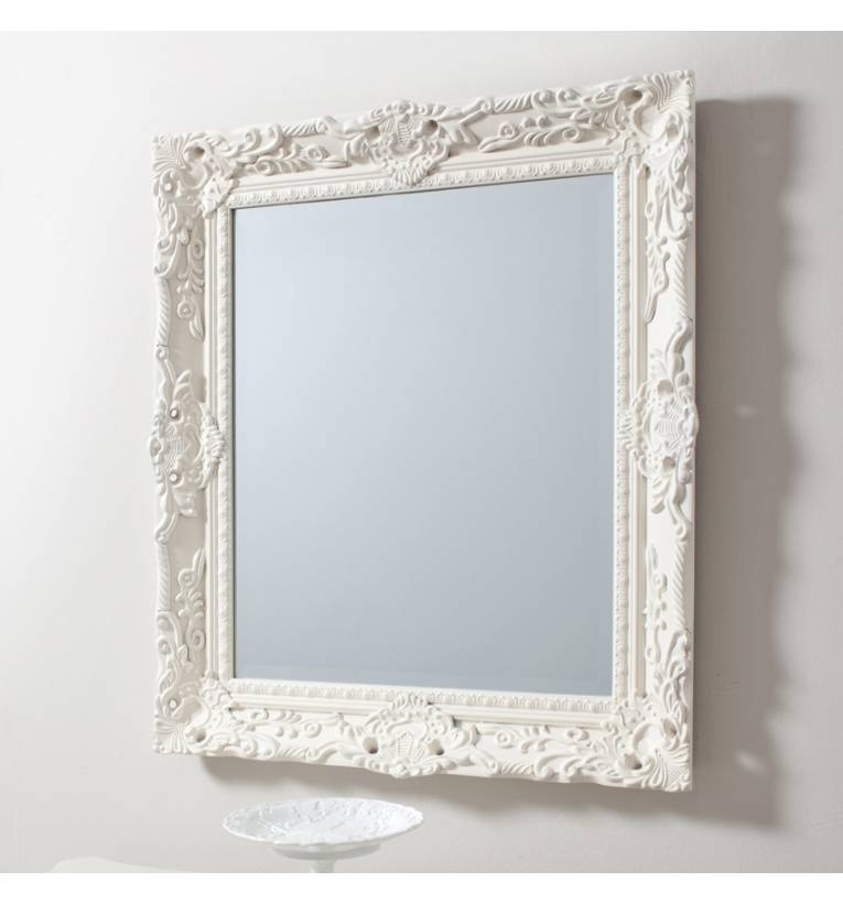 Gatsby 39 X 39 Wall Mirror Gatsby 39 X 39 Wall Mirror – Large Wall In Cream Wall Mirrors (View 13 of 20)