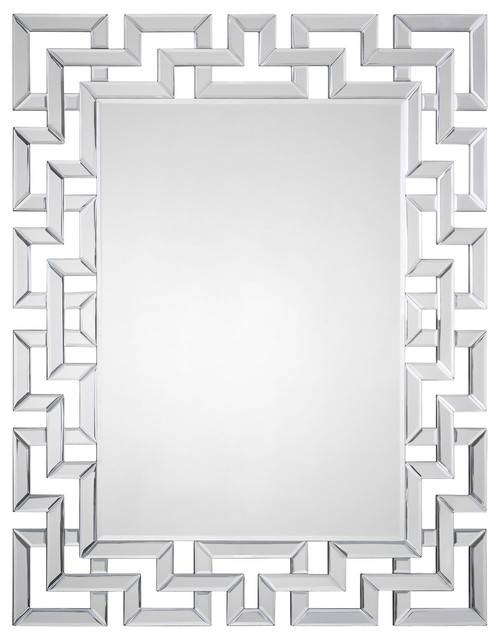 Get A Nice Feel With Contemporary Mirrors – In Decors Throughout Modern Mirrors (#11 of 20)