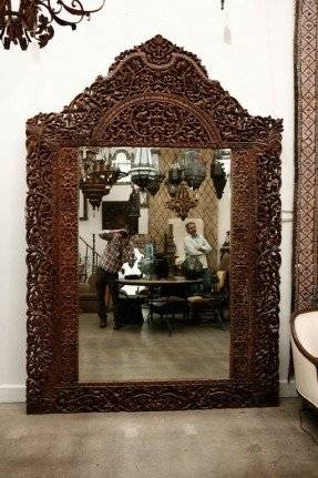 Giant Floor Mirror – Foter For Extra Large Full Length Mirrors (View 30 of 30)