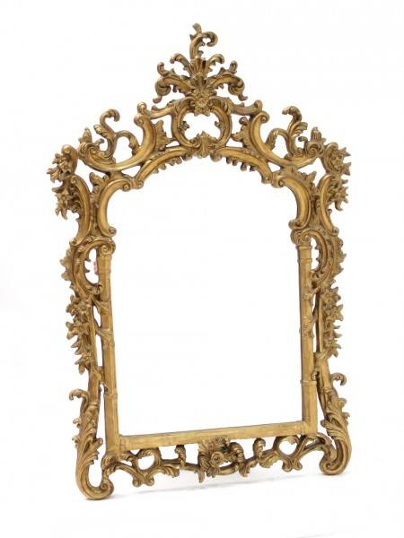 Giant Ornate Gold Wall Mirror   Frames For Theming Hire   Event With Gold Ornate Mirrors (#14 of 20)