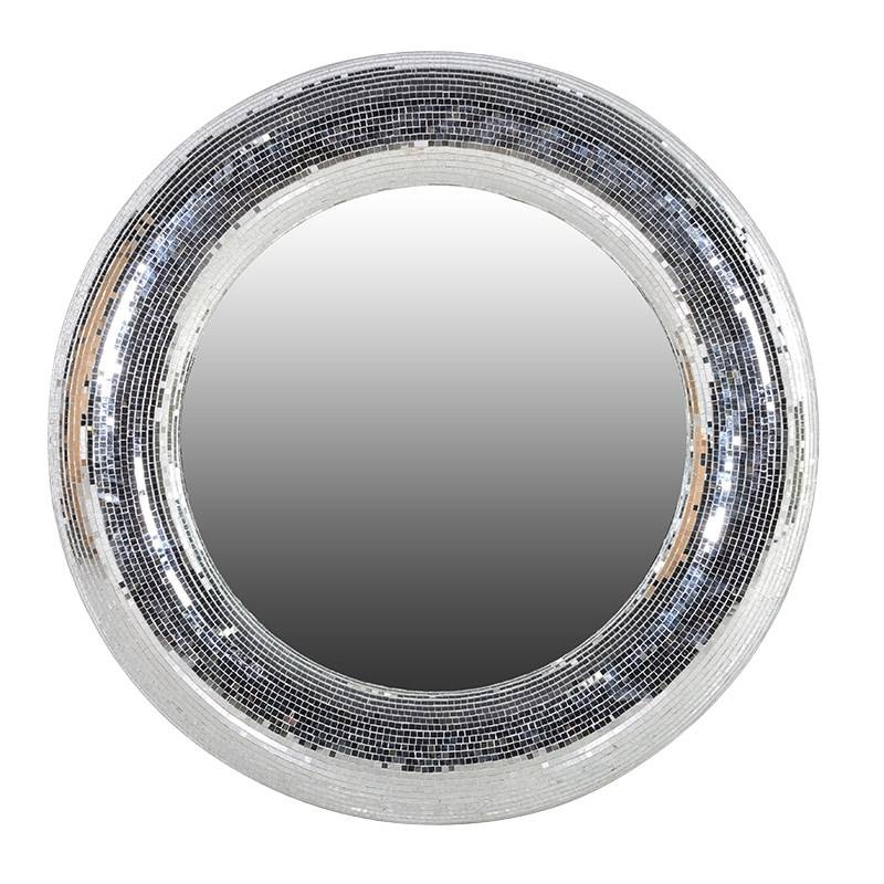 Glass Mosaic Mirror | Decorative Accessories – £ (#18 of 30)