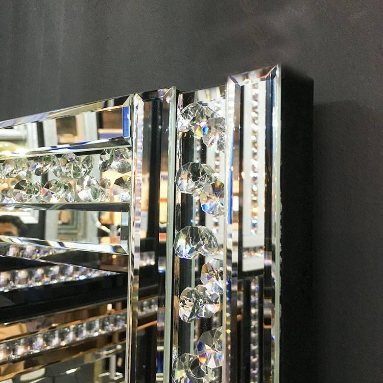 Glitz Silver Cheval Mirror 40X150Cm Glitz Silver Cheval Mirror 150 Intended For Silver Cheval Mirrors (#11 of 20)