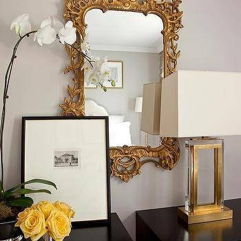 Gold Baroque Mirror Design Ideas In Gold Baroque Mirrors (#20 of 30)
