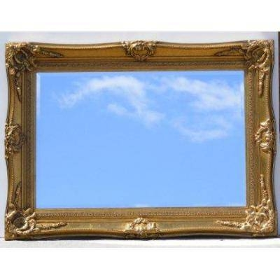 Gold Ornate Mirrors, Classic Mirrors & Stylish Mirrors – Ayers Throughout Gilt Framed Mirrors (View 10 of 20)