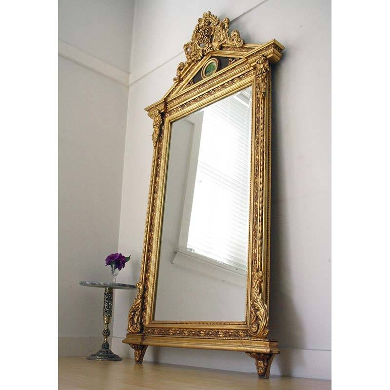 Gold Rectangle Mirror (#26 of 30)